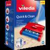 VILEDA QUICK & CLEAN ELEKTROMOS SEPRŰ F1318V 10W