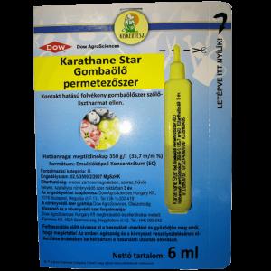KARATHANE STAR 6ML AMPULLÁS LISZTHARMATRA