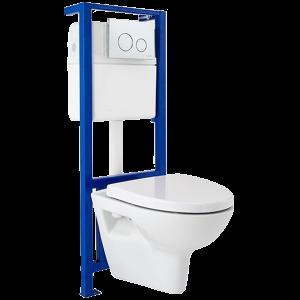 PARVA FALSÍK ALATTI ÖBLÍTŐ RENDSZER (PEREM N. WC + NYOMÓLAP + WC-ÜLŐKE)