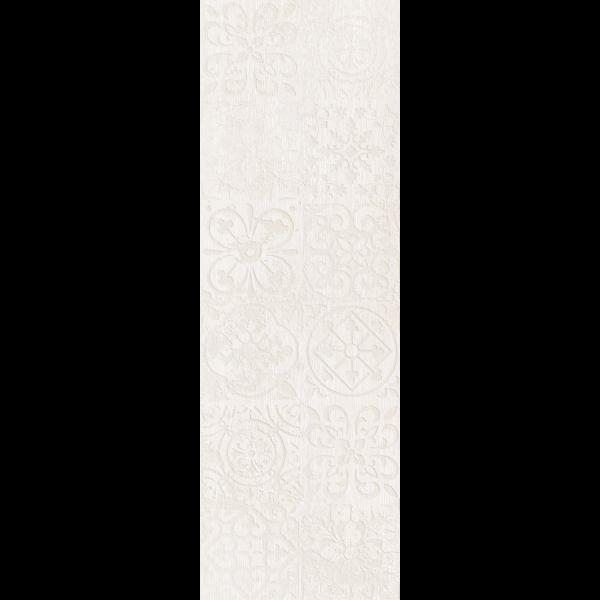 VIENNA DEKORCSEMPE IVORY 20X60CM 1,32M2/CS
