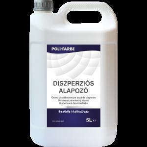 POLIFARBE DISZPERZIÓS ALAPOZÓ 5L