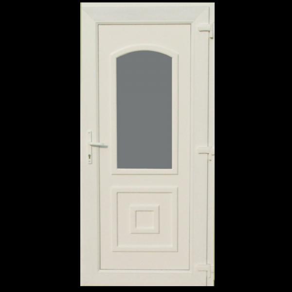 Biztonsági műanyag bejárati ajtók