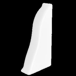 VÉGZÁRÓ PVC FEHÉR LM55 101 2DB/CS