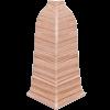 VÉGZÁRÓ PVC HOMOK TÖLGY 2,5M LM55 77 2DB/CS