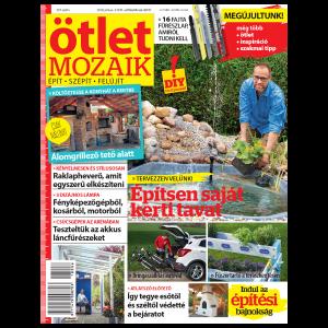 ÖTLET MOZAIK MAGAZIN 2018/6