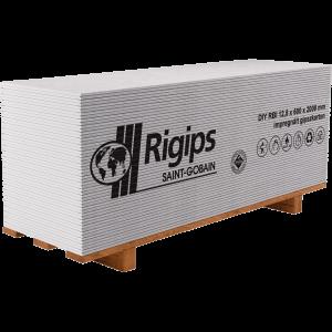 RBI EGYEMBERES GIPSZKARTONLAP 12,5 12,5X600X2000MM IMP.1,2NM/CS