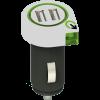 AUTÓS USB TÖLTŐ DUAL USB CAR CHARGER 3.100100