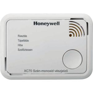 CO ÉRZÉKELŐ HONEYWELL XC70