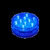 LED MEDENCEVILÁGÍTÁS 3DB-OS SZETT 6,8X2,9CM