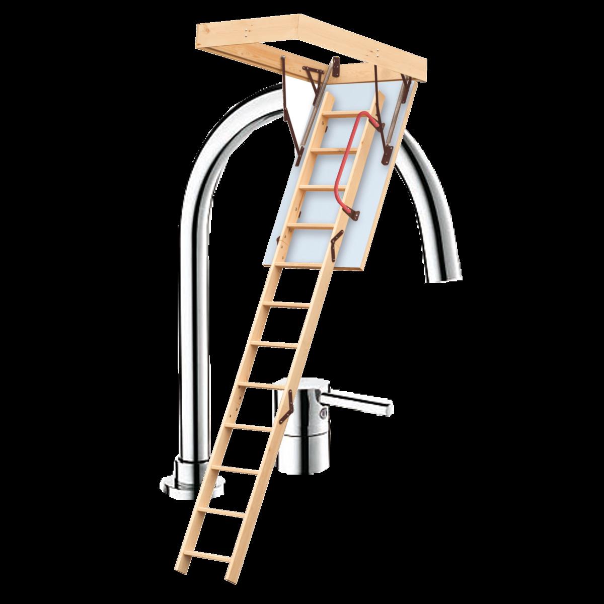 Fix padlásfeljáró
