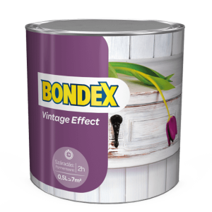 BONDEX VINTAGE EFFECT 0,5L AKVAMARINKÉK