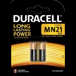 DURACELL MN21 2DB ELEM - DL 12V RIASZTÓ ELEM
