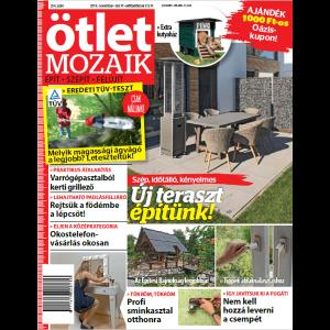 ÖTLET MOZAIK MAGAZIN 2019/11