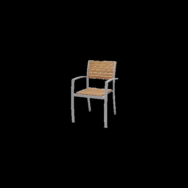 kerti hálós fémlábú szék tesco