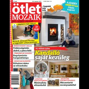 ÖTLET MOZAIK MAGAZIN 2019/12