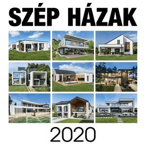 SZÉP HÁZAK 2020/3 (JÚNIUS 3.)