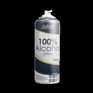 ALKOHOL SPRAY 100% 300 ML