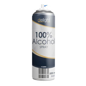 ALKOHOL SPRAY 100% 500 ML