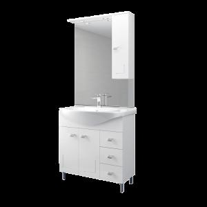 ISABELLA komplett fürdőszobabútor