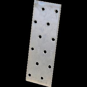 összekötő lemez perf. 40 x 120 / 2mm