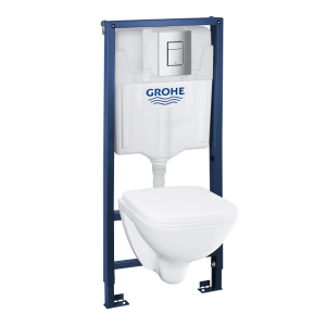Grohe Solido 4in1 WC szett Lecico Senner