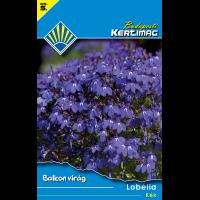 Balkon virág Lobélia Kék