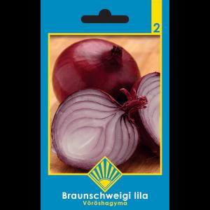 Classic Vöröshagyma Braunschweigi lila
