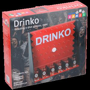 Party ivó játék DRINKO felnőttek részére
