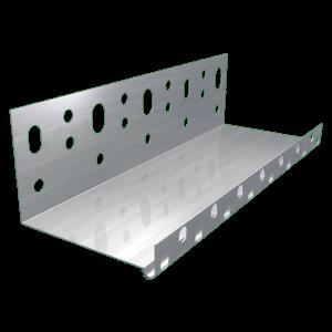 Lábazati indítóprofil 2,5 fm/db