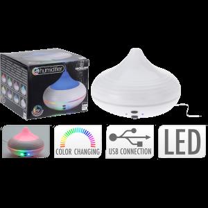 Párásító LED-del 14,4×11,5 cm