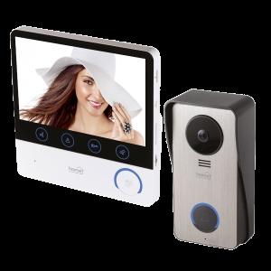 VIDEOKAPUTELEFON SZÍNES LCD MONITOR