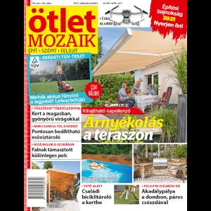 ÖTLET MOZAIK MAGAZIN 2021/07