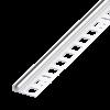CT HORDOZÓPROFIL PVC FEHÉR 1M 4,5-8,5MM