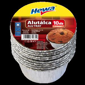 HEWA ALUTÁLCA 115CM3 10DB-OS KEREK Outlet