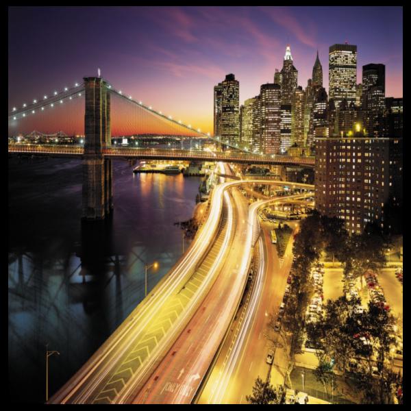 FOTÓTAPÉTA JUMBO14-N.G. NYC LIGHTS 368X254 CM Outlet