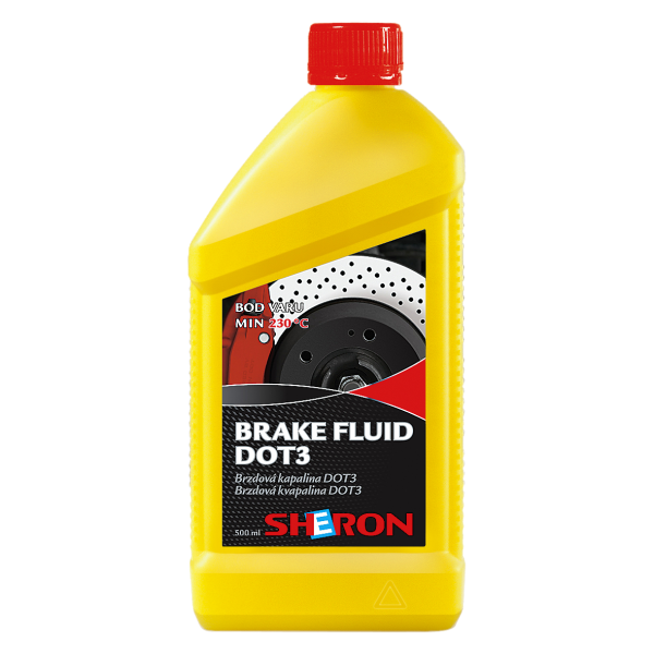 SHERON, FÉKFOLYADÉK DOT3 500ML Outlet