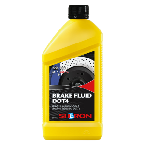 SHERON, FÉKFOLYADÉK DOT4 500ML Outlet