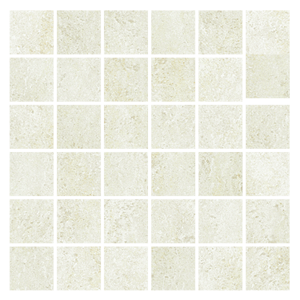 TRAVERTINO MOZAIK DEKORCSEMPE 25X25CM NATÚR Outlet