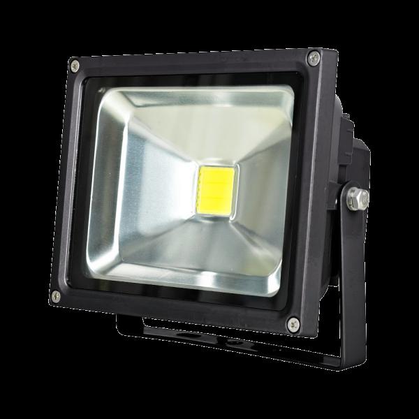 CHIP LED REFLEKTOR 20W 1500LM IP44 6500K 50000H FEKETE (303286) Outlet