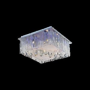MENNYEZETI LÁMPA 8XG9 33W + LED 50X50X21CM JAS8-9749196 ESTO Outlet