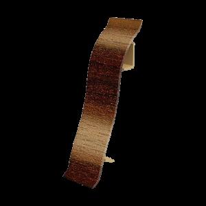 ÖSSZEKÖTŐ ELEM PVC WENGE 2DB/CS LM55-19 Outlet