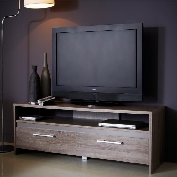 STEEN TV SZEKRÉNY 138,6X42,3X45,9CMSÖTÉT TÖLGY/BAZALT Outlet