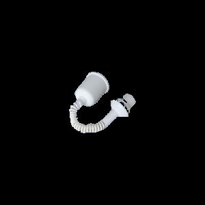 SZV-863-01 SZERELT ROLLY, FEHÉR 1X100WATT Outlet
