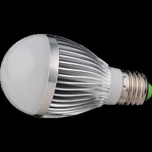 LED GÖMB IZZÓ E27 POWER LED 3X1W AC220V, (264266) Outlet