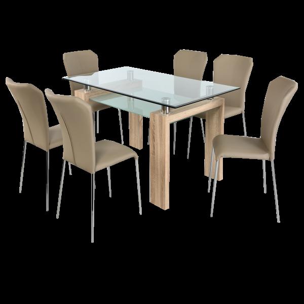 praktiker kaposvár asztal es szék