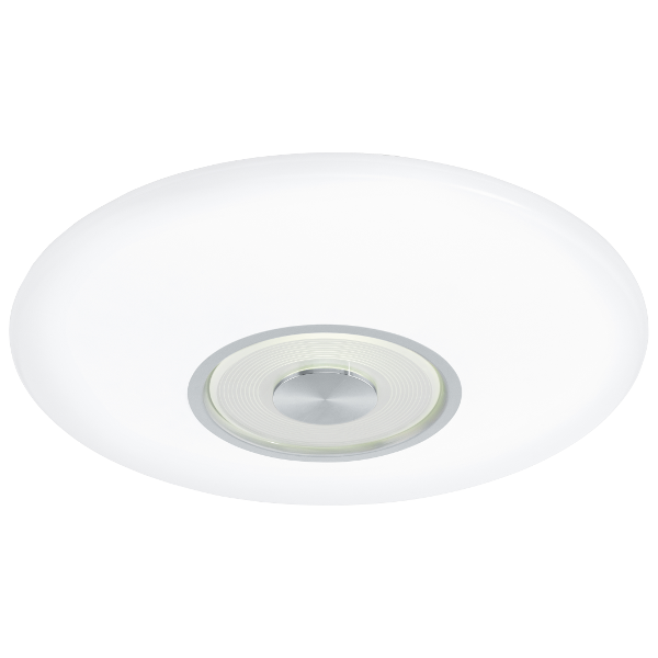 CANUMA 1 LED M.L. 18W 1800LM 38CM 2700-5000K FEHÉR INKL.LED - A+ Outlet
