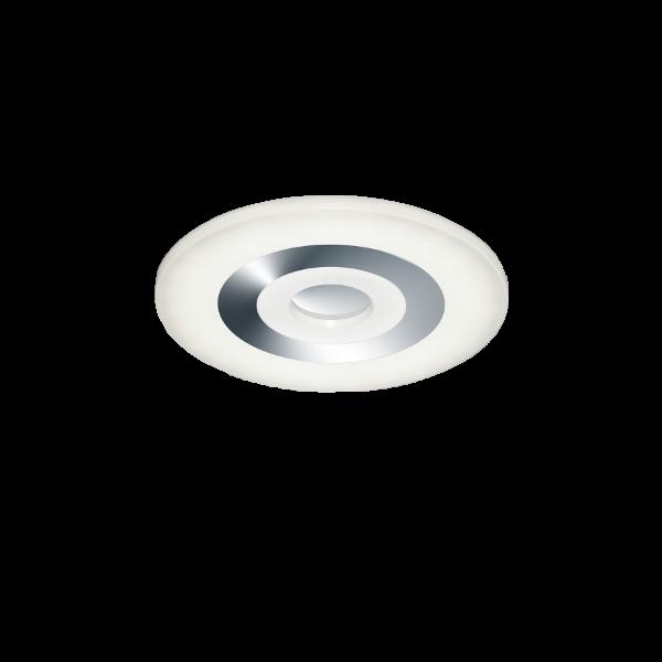SHAOLIN MENNYEZETI LED 30W 2500LM 3000-5500K 45CM DIMM./ÉJJELIFÉNY Outlet