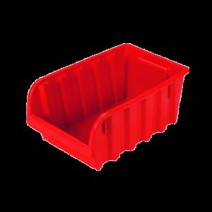 CSAVARTARTÓ BOX 200X150X340MM PIROS Outlet