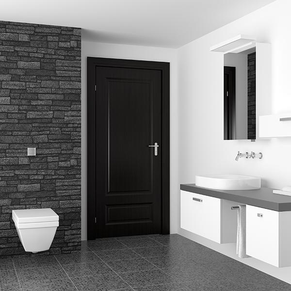 Fürdőszoba, konyha