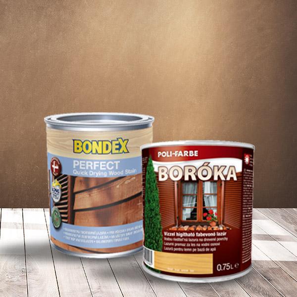A jövő termékei: vízbázisú festékek